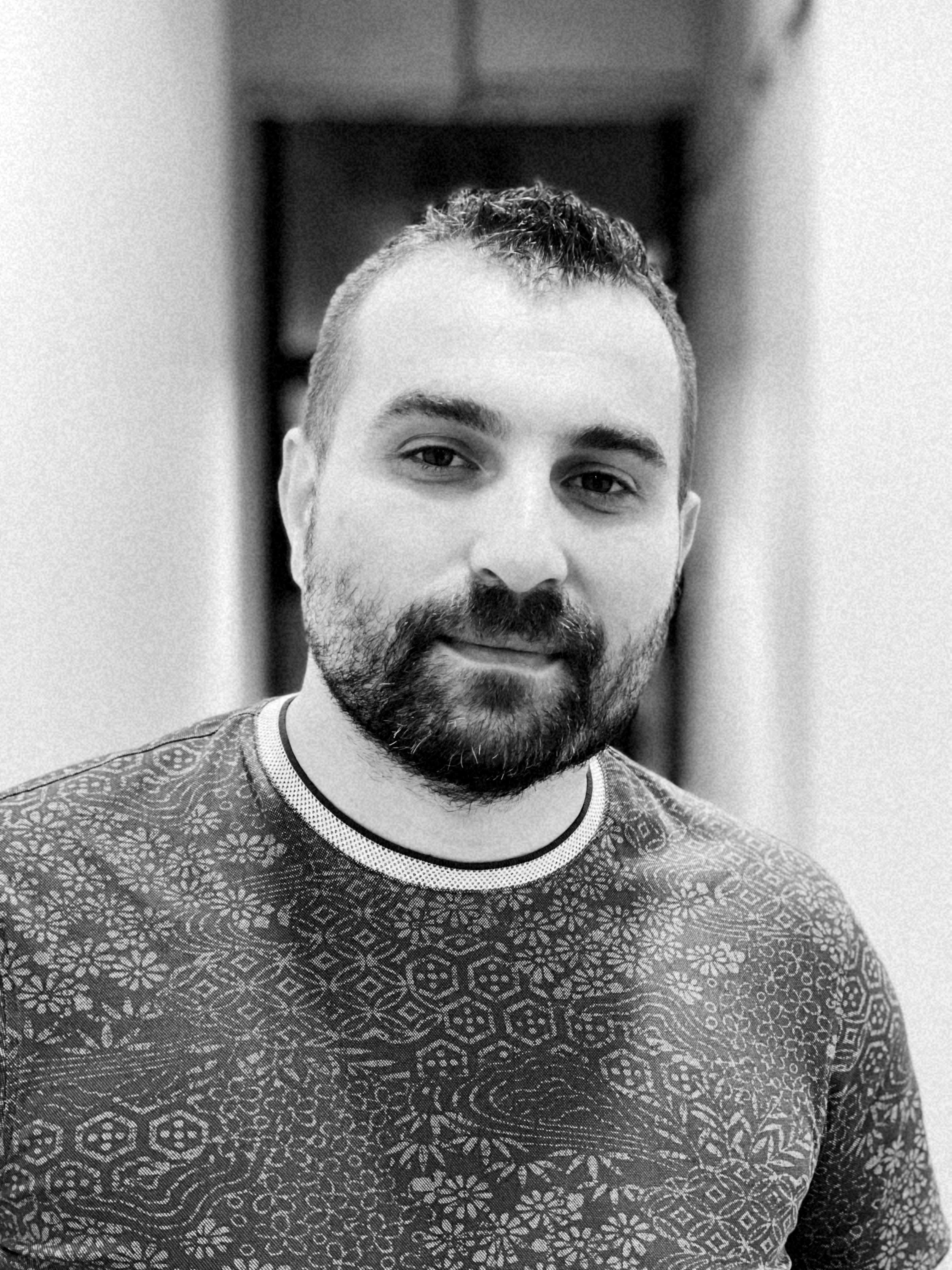 Picture of Stanimir Simeonov, CTO of Skillwork