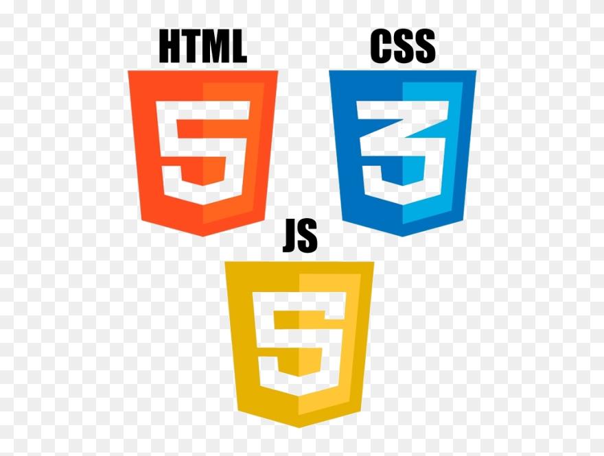 HTML, CSS and Javascript Logo